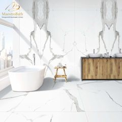 Mojito Luxury Tile | White