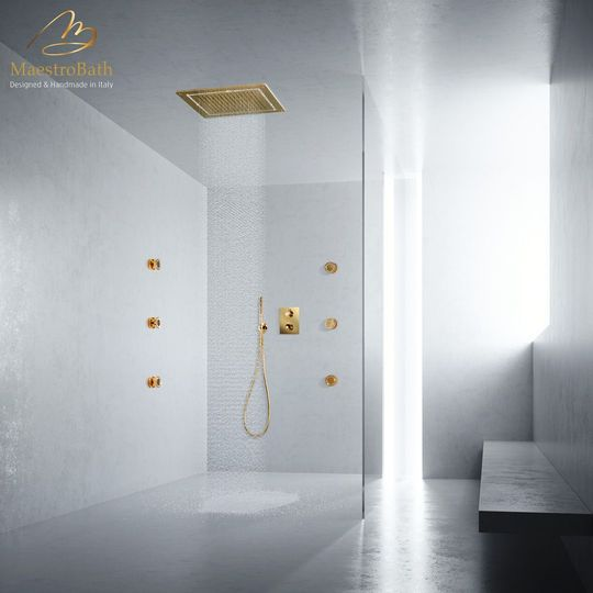Muse Diamond Shower Set