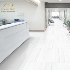 Nova Luxury Tile | White