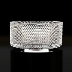 Ultra Luxury Crystal Vessel Sink