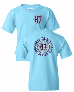 Holy Trinity Floral Design Youth t-shirt