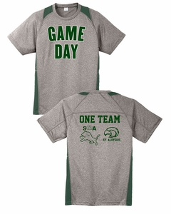 SMA Athletics GAME DAY Design Adult tee