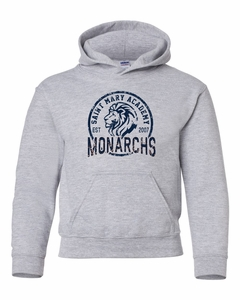 SMA Navy Lion Youth Hoodie