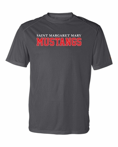 SMM Mustangs Adult Performance T-shirt