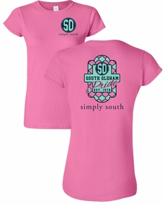 SOMS Simply South Ladies Tee