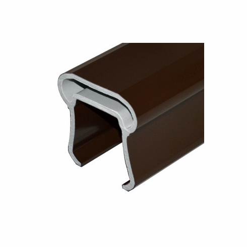 DISCONTINUED - Symmetry Railing Top Profile - Simply Brown