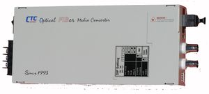 FIB2-E1B-SC20A-DC, Fiber to E1/BNC Converter with DC48 Power
