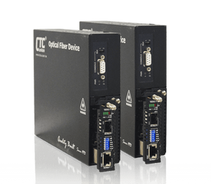FRM220-10GC-TS, 10Gbps RJ45 to SFP+ Media Converter