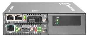 FRM220-CH02-NMC-AD, 2 Slot Chassis with NMC Management Card