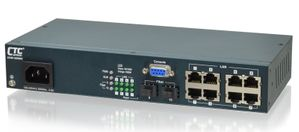 GSW-3208M2, L2 Managed Switch with 8 Gigabit and 2 SFP Slots