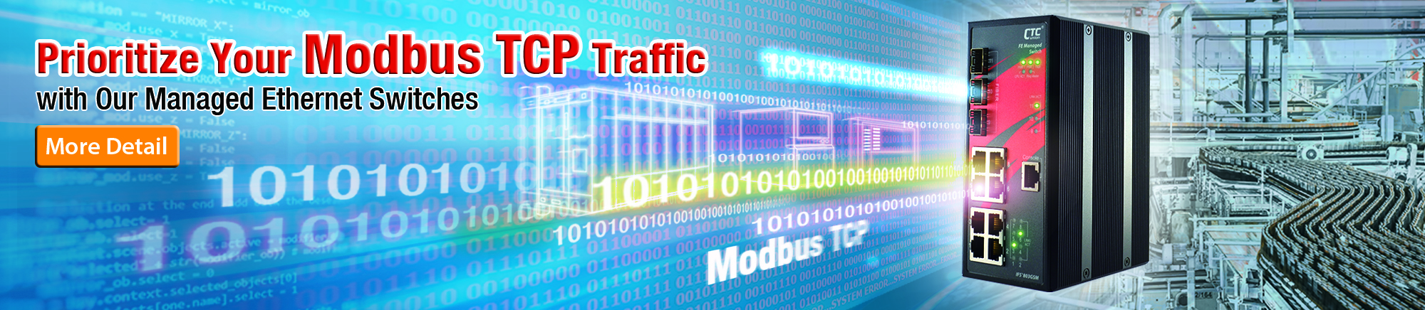 Modbus TCP Traffic
