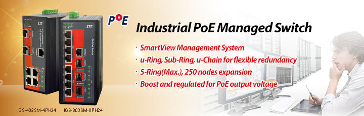 PoE Managed Switch