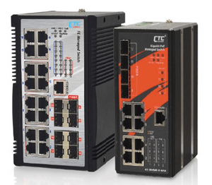 IGS-804SM-SE-E, 8x10/100/1000Base-T+ 4x100/1000Base-X SFP GbE Switch with SyncE