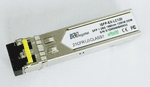 ISFP-EX-LC120, Rugged SFP Module for 1.25G SM 1550nm and 120Km