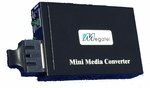 MC-10/100-SC40A, Mini Fast Ethernet Converter for 40Km