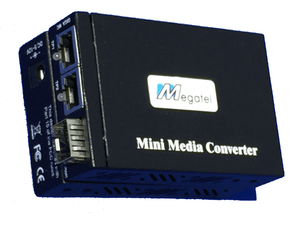 MC-2GT-SFP, Fiber to 2 Gigabit Ethernet Port Converter