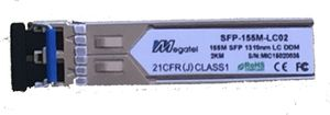 SFP-155M-LC02, SFP 115Mbps Module for MM, 1310nm and 2Km