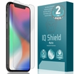(2-Pack) Apple iPhone 11 Pro Matte Screen Protector (5.8 inch)(Max Coverage)