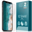 (2-Pack) Apple iPhone 11 Pro Max Matte Screen Protector (6.5 inch)(Max Coverage)