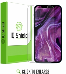 (2-Pack) Apple iPhone 12 Pro LiQuid Shield Screen Protector (6.1 inch)(Max Coverage)