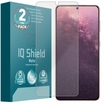 (2-Pack) Samsung Galaxy S21 Matte (Max Coverage) Screen Protector (6.2 inch)[Works with Fingerprint Scanner]