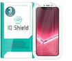 [3-Pack] IQ Shield� Tempered Glass � Apple  iPhone 12 Mini Glass Screen Protector (5.4 inch)