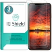 "[3-Pack] IQ Shield� Tempered Glass � Apple iPhone XS Glass Screen Protector (5.8"")"
