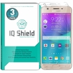 [3-Pack] IQ Shield� Tempered Glass � Galaxy J3 Glass Screen Protector (2018,J3 V,Star,Express/Amp Prime 3,Orbit,Achieve,Sol 3)