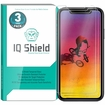 "[3-Pack] IQ Shield� Tempered Glass � Apple iPhone XR Glass Screen Protector (6.1"")"