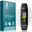"[3-Pack] Samsung Galaxy Fit Matte Full Body Skin Protector (.95"" Display Wearable)"