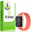 (6-Pack) Apple Watch SE LiQuid Shield Screen Protector (40mm)