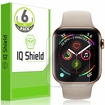 (6-Pack) Apple Watch Series 5 LiQuid Shield Screen Protector (40mm)(Compatible w/ Apple Watch Series 6)