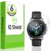 (6-Pack) Samsung Galaxy Watch 3 LiQuid Shield Screen Protector (45mm)