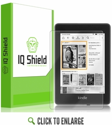 Amazon Kindle Paperwhite LiQuid Shield Screen Protector (2018, 6