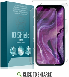 Apple iPhone 12 Pro Matte Full Body Skin Protector (6.1 inch)