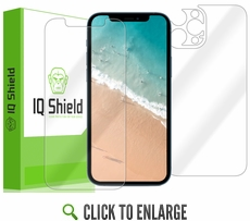 Apple iPhone 12 Pro Max LiQuid Shield Full Body Skin Protector (6.7 inch)
