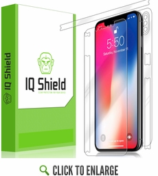 Apple iPhone XS Max LiQuid Shield Full Body Skin Protector (6.5