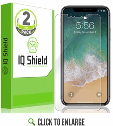 Apple iPhone XS Max LiQuid Shield Screen Protector [Max Coverage](6.5