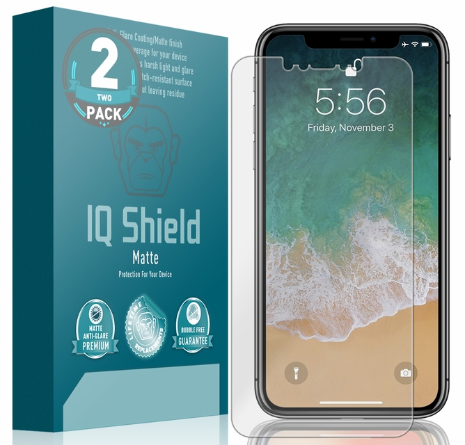 Giveaway iphone xs max screen protector full coverage 3 pack