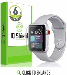 Apple Watch LiQuid Shield Screen Protector 6-Pack (42mm (Ultimate) S1/S2/S3)