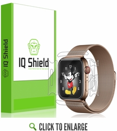 Apple Watch Series 4  LiQuid Shield Full Body Skin Protector (40mm)[3-Pack]