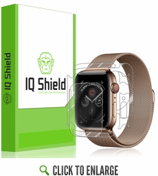 Apple Watch Series 4 LiQuid Shield Full Body Skin Protector (44mm)[3-Pack]