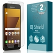 Galaxy J7 Top Matte Screen Protector (2-Pack)