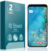 Google Pixel 4 Matte Screen Protector (2-Pack)(Max Coverage)