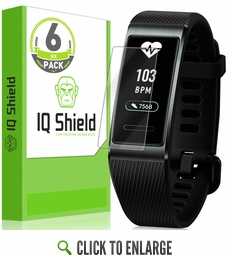 Huawei Band 3 Pro LiQuid Shield Screen Protector 6-Pack