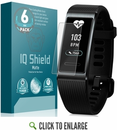 Huawei Band 3 Pro Matte Screen Protector 6-Pack