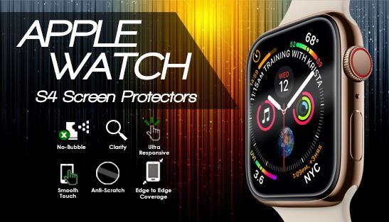 Apple Watch Screen Protectors