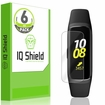 """Samsung Galaxy Fit E LiQuid Shield Screen Protector 6-Pack (.74"""" Display Wearable)"""