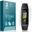 """Samsung Galaxy Fit E Matte Full Body Skin Protector [3-Pack](.74"""" Display Wearable)"""