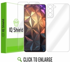Samsung Galaxy S21 Plus LiQuid Shield Full Body Skin Protector (6.7 inch, S21+)[Works with Fingerprint Scanner]